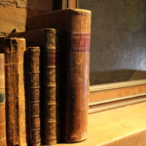 """""""Revised Statutes of the State of Vermont"""" 1840, Leather Bound"""
